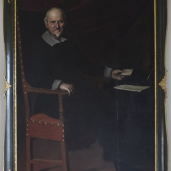 Portrait of Count Caiselli (17th century)