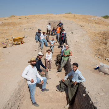 Asingeran Excavation Project